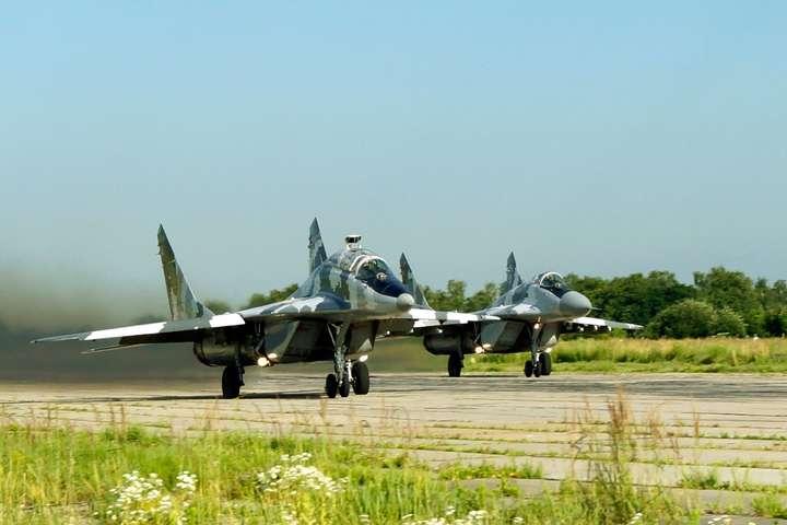 В Україні військові аеродроми адаптують до стандартів НАТО