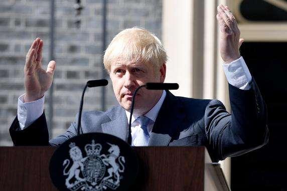 Джонсон пообіцяв вивести Британію з ЄС 31 жовтня навіть якщо не буде досягнуто угоди щодо Brexit — Прем'єр Британії пішов на компроміс заради Brexit