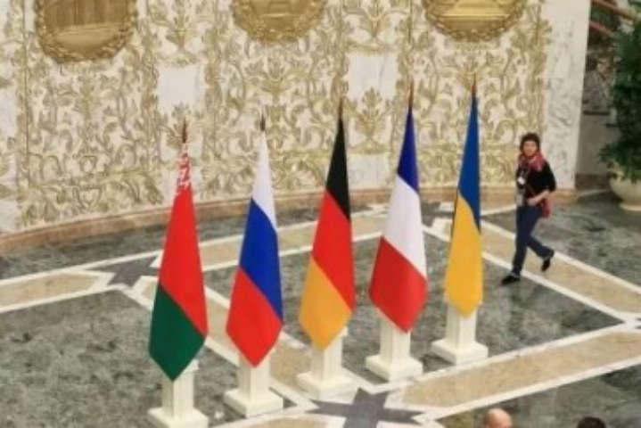 Берлін підтвердив намір провести саміт «нормандської четвірки»