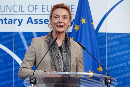 Генеральний секретар РЄ Марія Пейчинович-Бурич