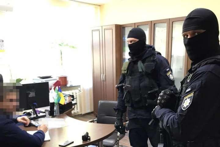 Поліція повідомила подробиці обшуків на Житомирському бронетанковому заводі
