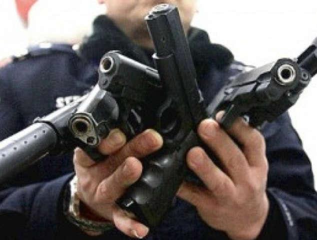 Українці за добу здали в поліцію понад 300 одиниць зброї