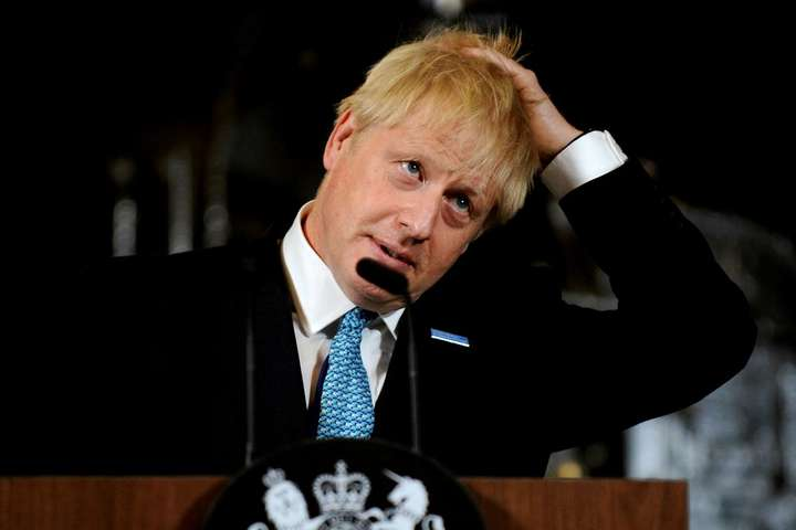 Прем'єр Британії Борис Джонсон — Джонсон висунув ЄС ультиматум щодо Brexit