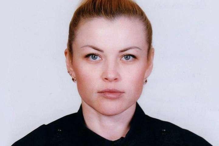<p>Загиблій Марині Фетч було 35 років Об этом сообщает <a href=