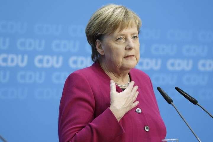 Канцлер ФРН Ангела Меркель — Меркель не бачить причин для зняття санкцій проти Росії