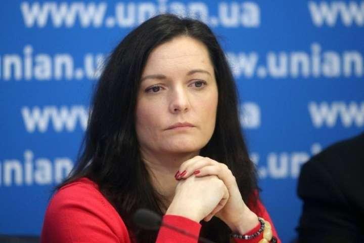 Міністр охорони здоров'я Зоряна Скалецька — Скалецька зустрілася з колективом МОЗ після скандалу
