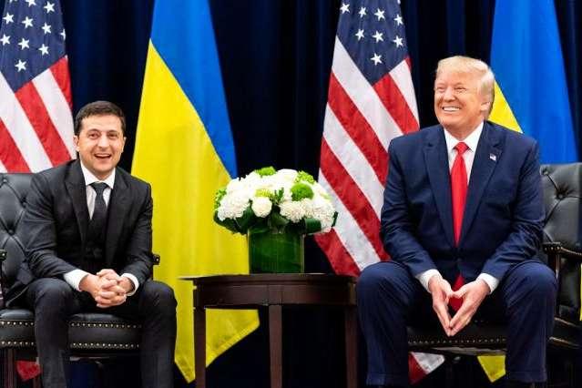 Володимир Зеленський та Дональд Трамп — Україногейт в США. Київ грається з вогнем