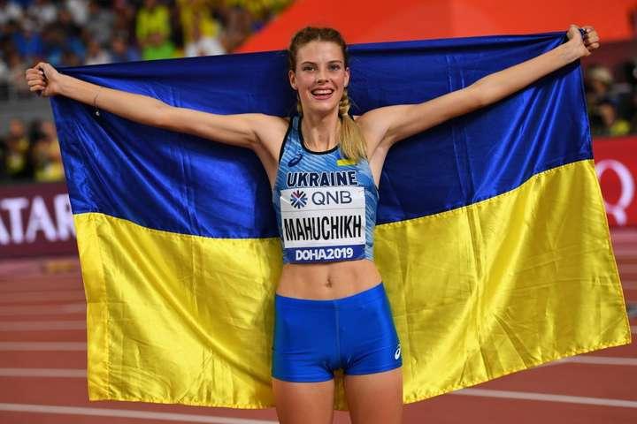 Ярослава у свої 18 років вже стрибає на 2,04 метра і встановлює молодіжні світові рекорди — Українська сенсація Чемпіонату світу з легкої атлетики. Перше інтерв'ю Ярослави Магучих