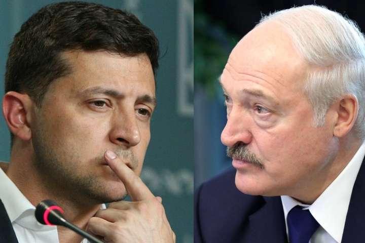 Зустріч Лукашенка і Зеленського відбудеться 4 жовтня