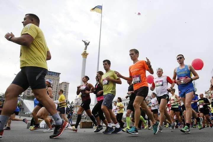 5 і 6 жовтня у Києві триватиме Wizz Air Kyiv City Marathon — У вихідні в Києві перекриють близько 40 вулиць і три мости (список, схеми)
