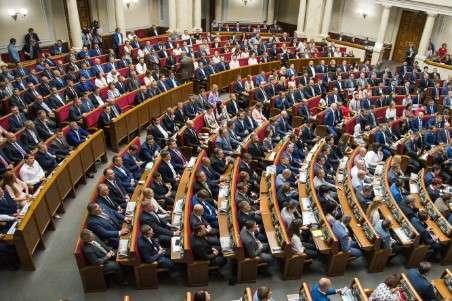 Рада дозволила вносити правки в норми законопроєкту, яких не торкалися у першому читанні читанні