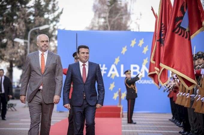 Прем'єр-міністри та Албанії та Північної Македонії Еді Рама та Зоран Заєв отримали позитивні новини від ЄС — Перші у черзі до Євросоюзу. Що заважає Албанії та Північній Македонії