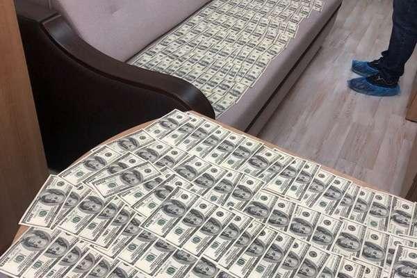 """<span class=""""textexposedshow""""><span lang=""""UK"""">У робочому кабінеті фігуранта справи виявили понад $60 тисяч</span></span> — СБУ викрила керівників інституту Шалімова на вимаганні десятків тисяч доларів за операції"""