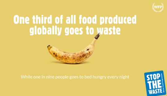 ООН запустила флешмоб, який навчить правильно боротися з харчовими відходами
