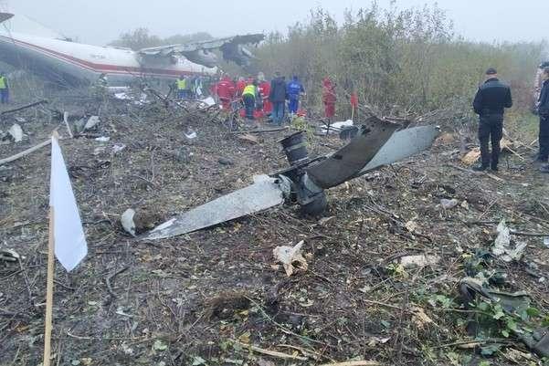 <p><span>Один член екіпажу вийшов на зв'язок та повідомив, що літак здійснив аварійну посадку<o:p></o:p></span> Об этом сообщает <a href=