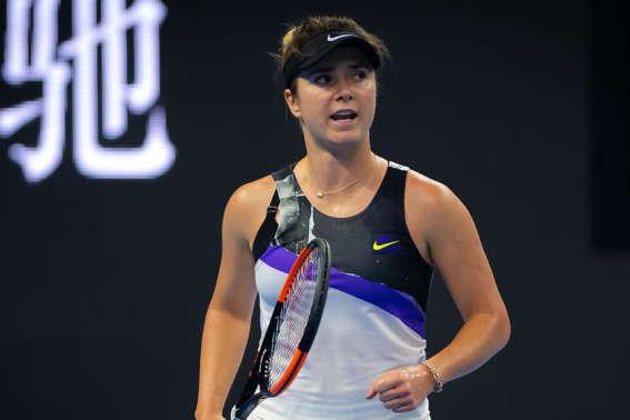 На тому турнір у Пекіні для Еліни Світоліної завершився — Світоліна зазнала стратегічної поразки у чвертьфіналі турніру в Пекіні