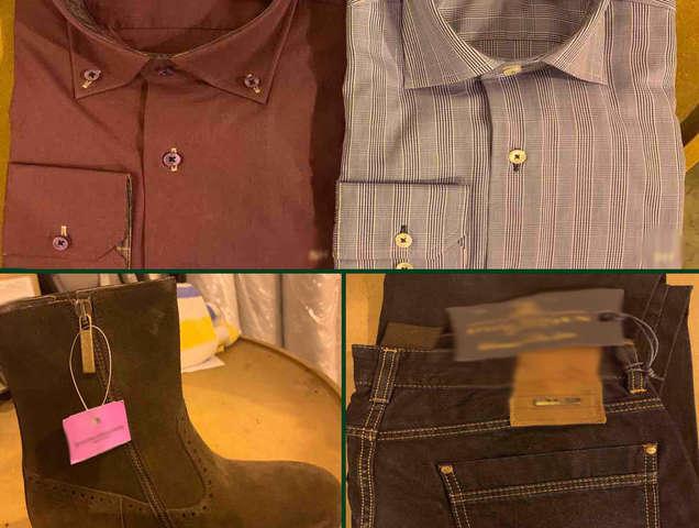 Тонни контрабандного одягу вартістю майже 12 мільйонів гривень затримано на кордоні — В Україну із Польщі намагалися ввезти брендовий одяг під виглядом секонд хенду