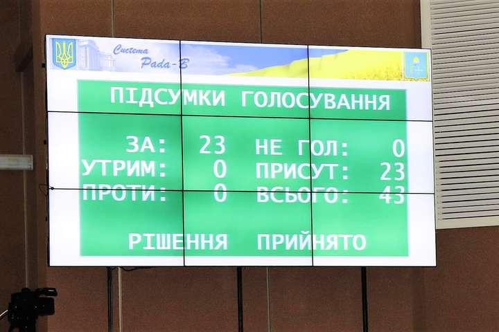 Міська рада Сум виступила проти «формули Штайнмаєра»