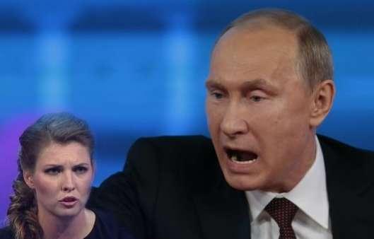 Президент РФ Володимир Путін зробив дивну заяву