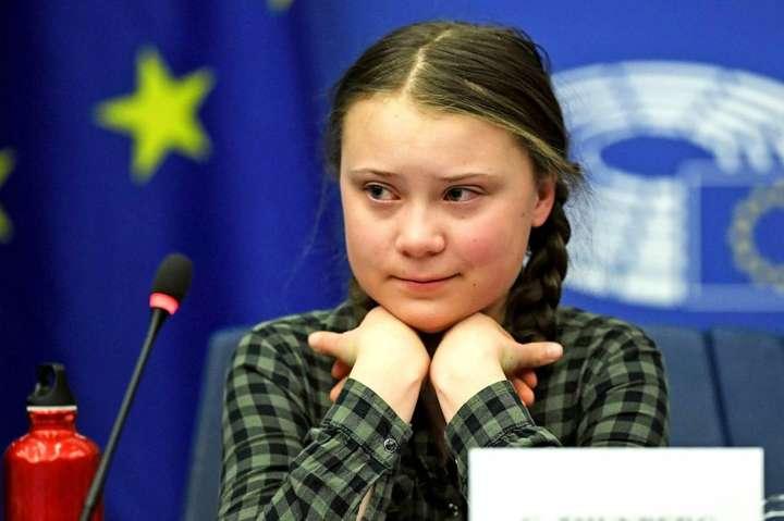 Шведська екологічна активістка Грета Тунберг — Екоактивістка Грета Тунберг стала лауреатом Міжнародної дитячої премії миру