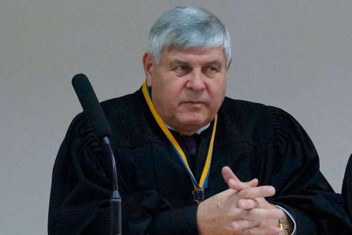Суддя апеляційного суду Черкаської області Володимир Пономаренко