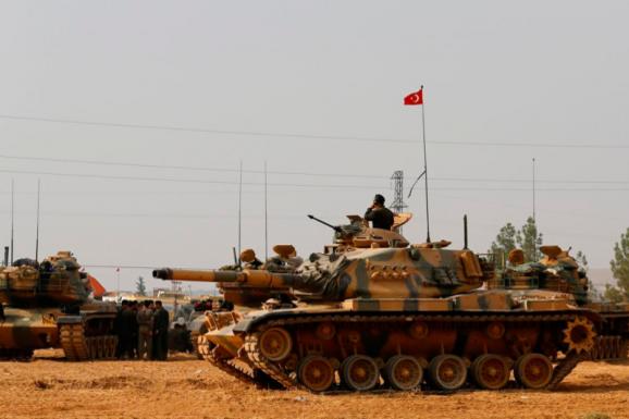 Ердоган заявив про початок військової операції в Сирії