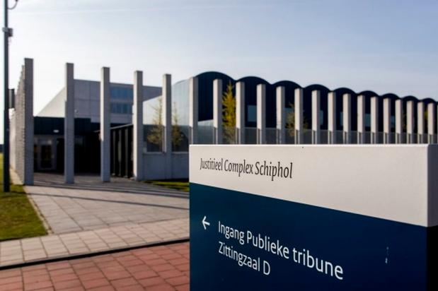 <p>Судовий комплекс «Схіпхол», що розташований за близько 50 км від Гааги, може вмістити близько тисячі осіб Об этом сообщает <a href=