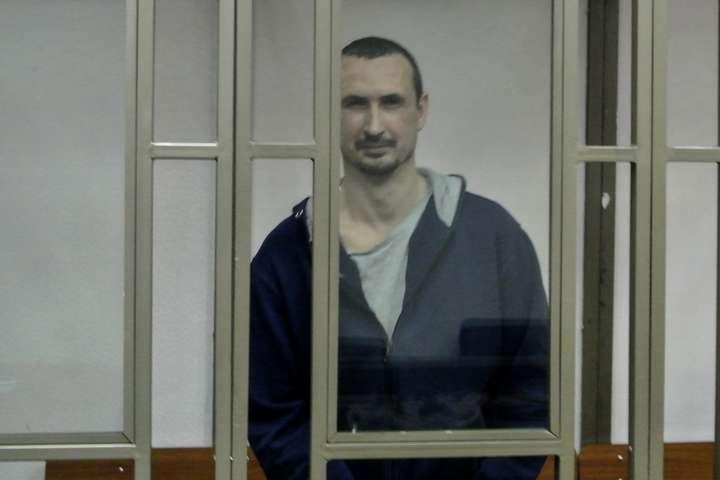 <p>Засуджений до шести років ув'язнення житель Євпаторії Євген Каракашев Об этом сообщает <a href=