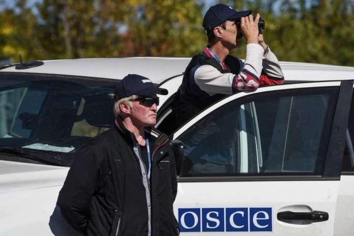 Спостерігачі ОБСЄ — Місія ОБСЄ за добу зафіксувала понад 200 вибухів на Донбасі
