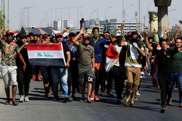 Протестувальники в Іраку — МВС Іраку підтвердило загибель 104 людей під час протестів