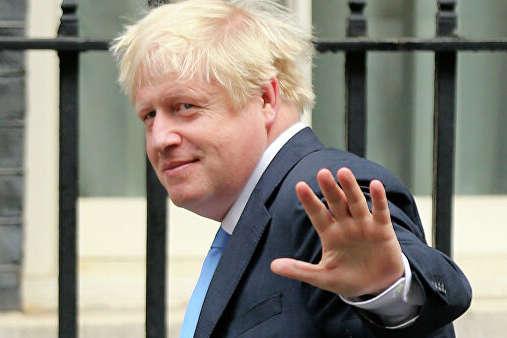 Прем'єр-міністр Британії Борис Джонсон — Джонсон піде у відставку, тільки якщо його звільнить Королева Великої Британії, – Sunday Times
