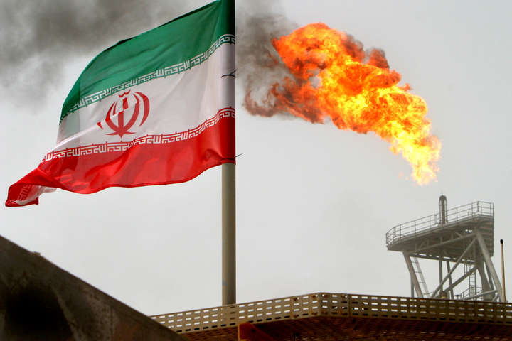 <p>Минулого року з проєкту щодо розробки в Ірані родовища природного газу вийшла французька компанія Об этом сообщает <a href=