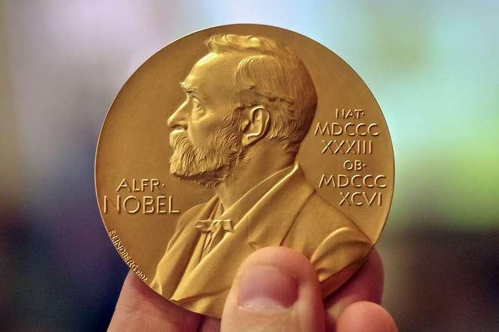Протягом тижня стануть відомі лауреати Нобелівських премій у шести номінаціях