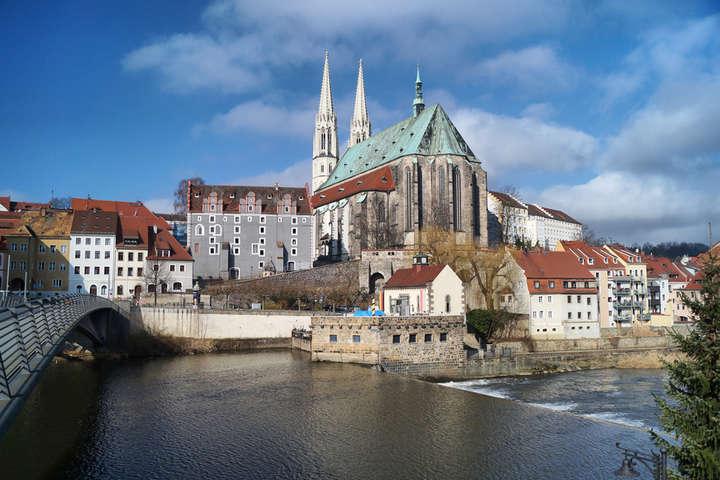 Саксонський Герліц розташований в східній Німеччині, на кордоні з Польщею — У німецькому місті Герліц пропонують місяць жити безкоштовно