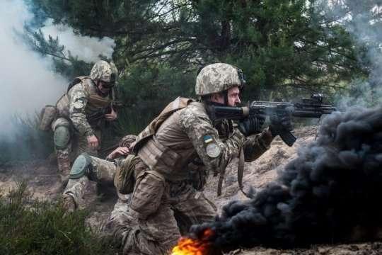 Сьогодні бойовики вже сім разів обстріляли українські позиції