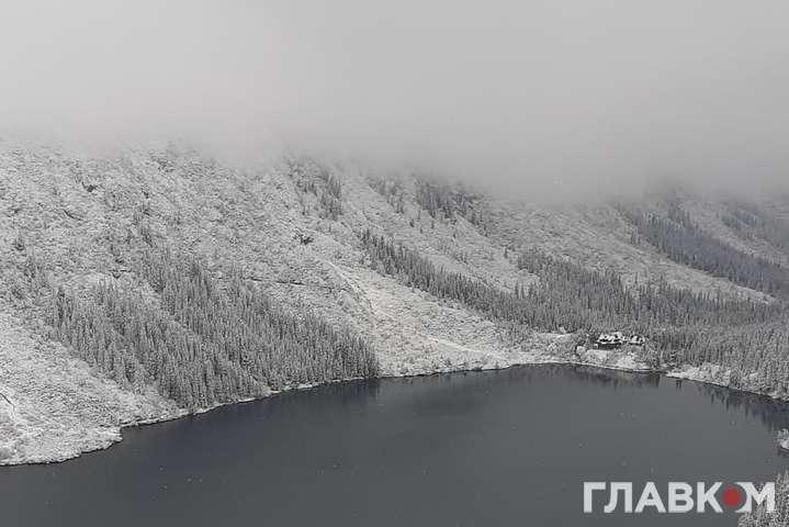 Зимова казка у Татрах: Закопане засипало снігом. Фотогалерея