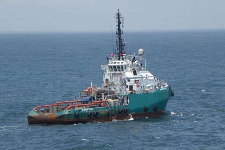 <p>Судно Bourbon Rhode з українськими моряками затонуло в Атлантичному океані наприкінці вересня Об этом сообщает <a href=