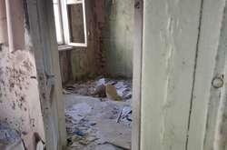 Фото: — <p>Медичні працівники працюють в неналежних умовах, а засуджені утримуються в холодних палатах без світла та води</p>