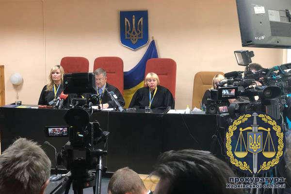 <span>Суд задовольнив цивільні позови потерпілих на суму понад півмільйона гривень</span> — Терористку, яка передала міну для вибуху у пабі «Стіна» у Харкові, посадили на 11 років