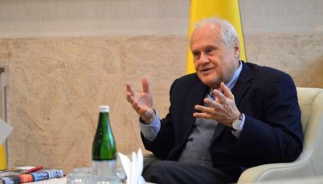 Мартін Сайдік — Спецпредставник ОБСЄ заявив, що людям на Донбасі важливий мир, а не його умови