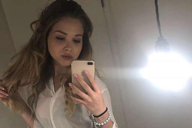 Помічниця депутата Тищенка, модель Мар'яна Михолап: Я не подавала резюме (фото)