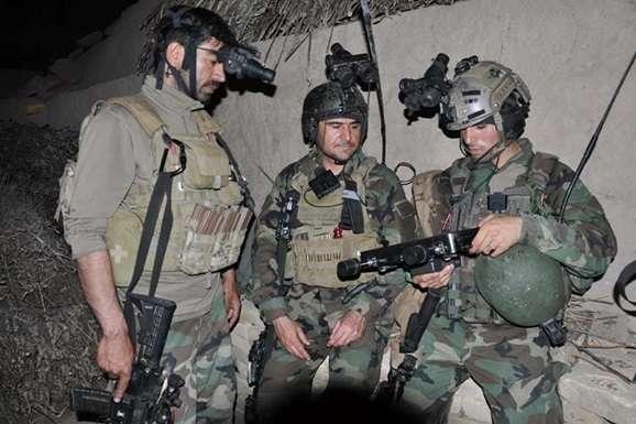 <span>Афганським силовикам вдалося запобігти теракту</span>