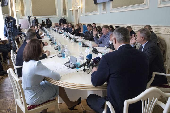 9 жовтня відбулися перші установчі збори асоціації «Київська агломерація» — Створено Київську агломерацію: до неї увійшли 19 громад