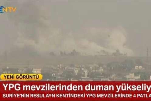 Мета операції - зруйнувати зону, підконтрольну терористам, біля південних кордонів Туреччини, заявив Ердоган - Ердоган оголосив про початок військової операції в Сирії