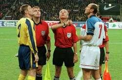 Фото: - Капітанами команд у тій грі були два етнічних українці - львів