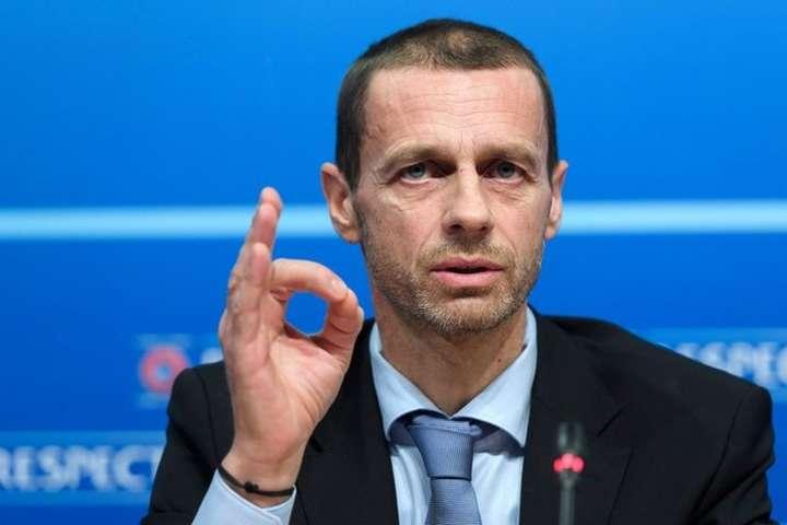 Президент УЄФА впевнений, що всі квитки на Євро-2020 будуть розпродані