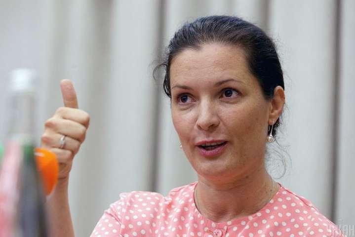 Очільниця МОЗ Зоряна Cкалецька - Міністерка закликає приєднатися до флешмобу проти самогубств