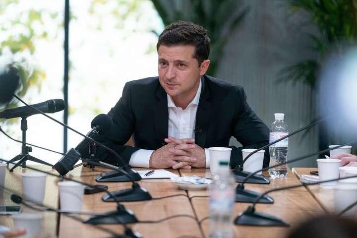 Пресмарафон Володимира Зеленського - Зеленський розказав, як виконує обіцянки, що давав перед другим туром виборів