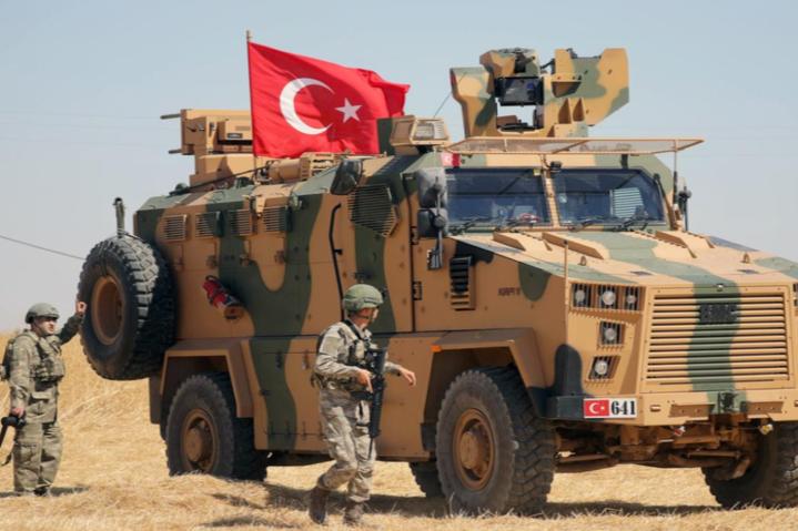 <p>Туреччина 9 жовтня почала військову операцію &laquo;Джерело миру&raquo; в північній частині Сирії</p> <p> — МЗС України відреагувало на військову операцію Туреччини у Сирії»></p></div> <div class=