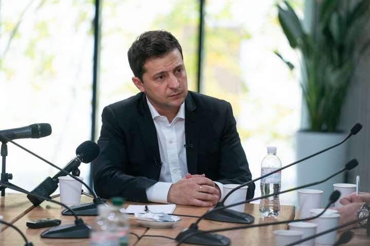 10 жовтня Зеленський провів пресмарафон - «Президент навіть не намагався дослухатися до експертів». Южаніна розкритикувала Зеленського
